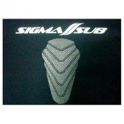 Гидрокостюм Sigma Sub Profi 10 мм нейлон/открытая пора