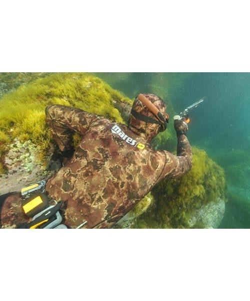 Гидрокостюм Mares Instinct Camo Brown 7 мм