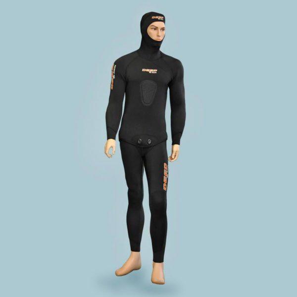 Гидрокостюм для подводной охоты DEEP 5 мм